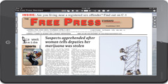Free Press E-Edition