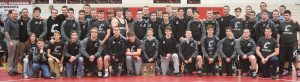 Wrestling Team Photo RBG