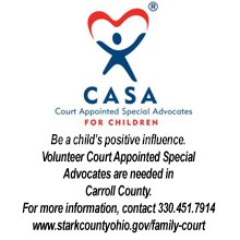CASA - Court Appointed Child Advocate