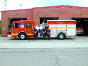 CVFD New Fire Truck