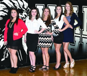 2015 Fall Homecoming Court CMYK
