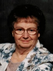Audrey E Taggart obit