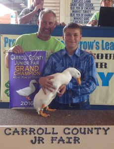 Grand Champion Duck WEB