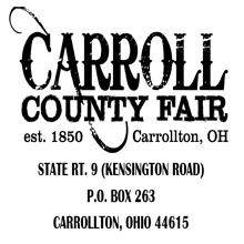 Carroll County Fair Sidebar